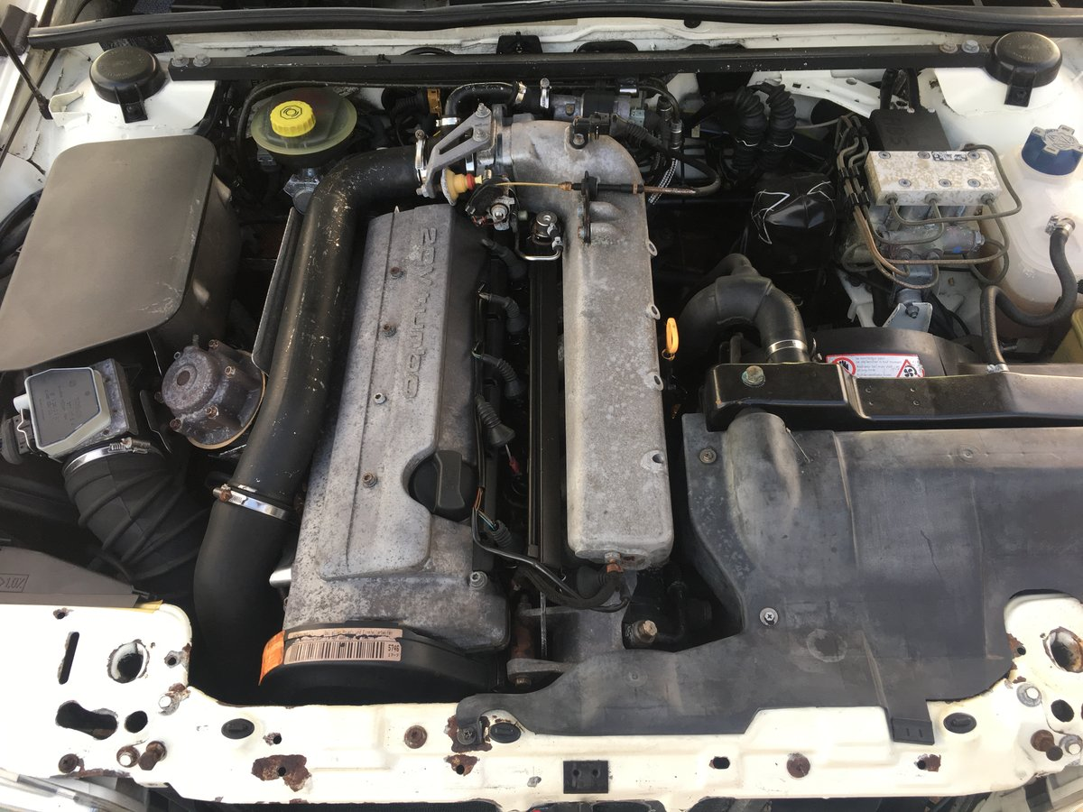1993 Audi S2 Avant 230bhp 6 Speed For Sale (picture 6 of 6)