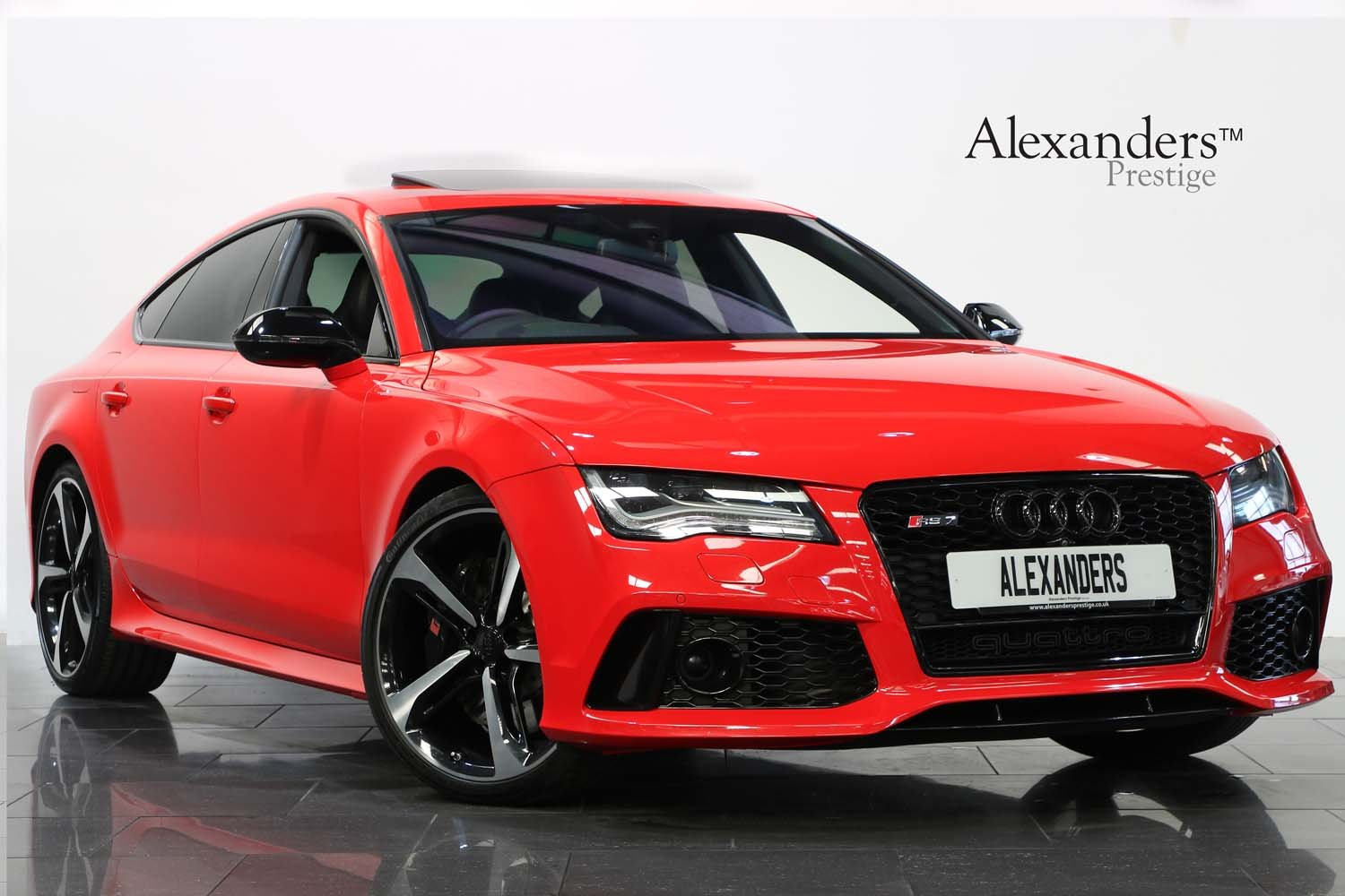 2014 AUDI RS7 SPORTBACK 4.0 TFSI V8 QUATTRO S TRONIC For Sale (picture 1 of 6)