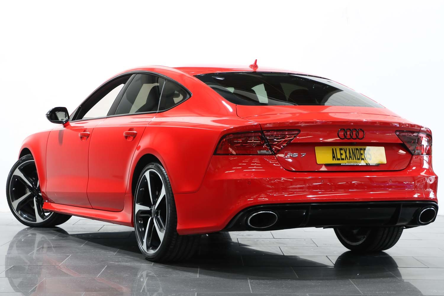 2014 AUDI RS7 SPORTBACK 4.0 TFSI V8 QUATTRO S TRONIC For Sale (picture 3 of 6)