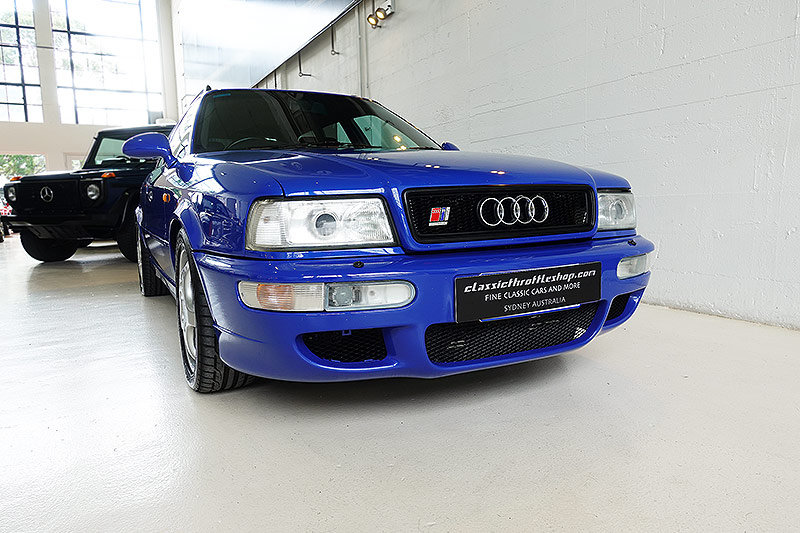 1995 one of just 182 RHD cars, low mileage, full history, books… SOLD (picture 1 of 6)