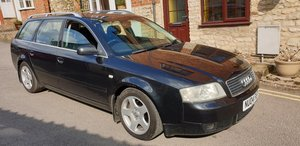 **APRIL AUCTION**2004 Audi A6 SOLD by Auction