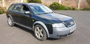 **APRIL AUCTION**2004 Audi A6 Allroad SOLD by Auction