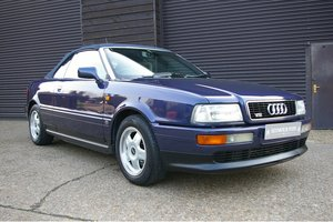 1997 Audi Cabriolet 2.6 E 2dr Automatic (53,068 miles) For Sale