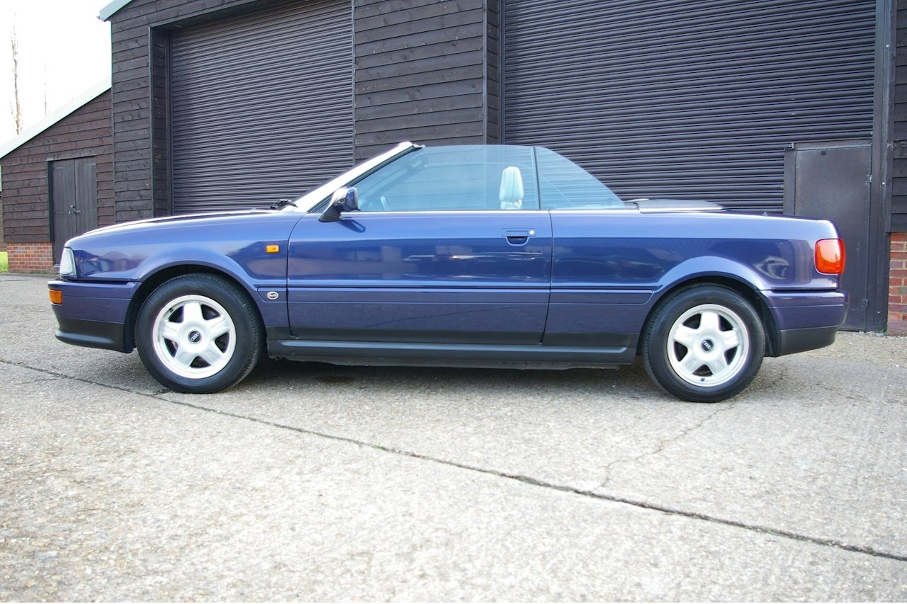 1997 Audi Cabriolet 2.6 E 2dr Automatic (53,068 miles) SOLD (picture 2 of 6)