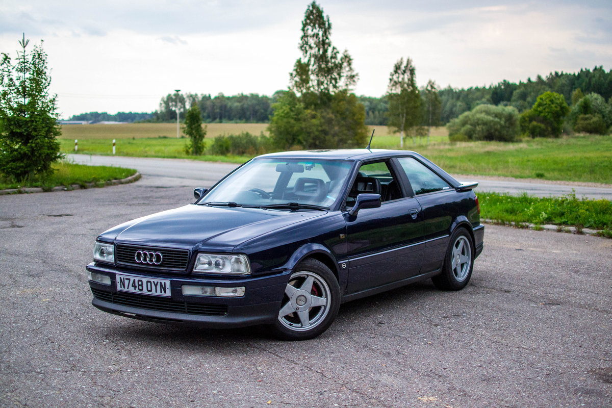 1995 Audi Coupe 2.6 V6 SOLD (picture 2 of 6)