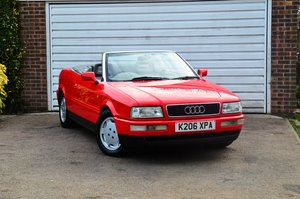 1993 Audi Cabriolet 2.3 Manual For Sale