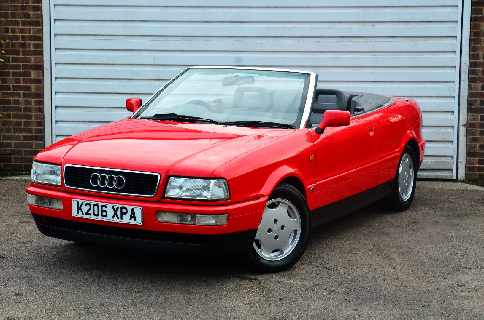 1993 Audi Cabriolet 2.3 Manual For Sale (picture 2 of 6)
