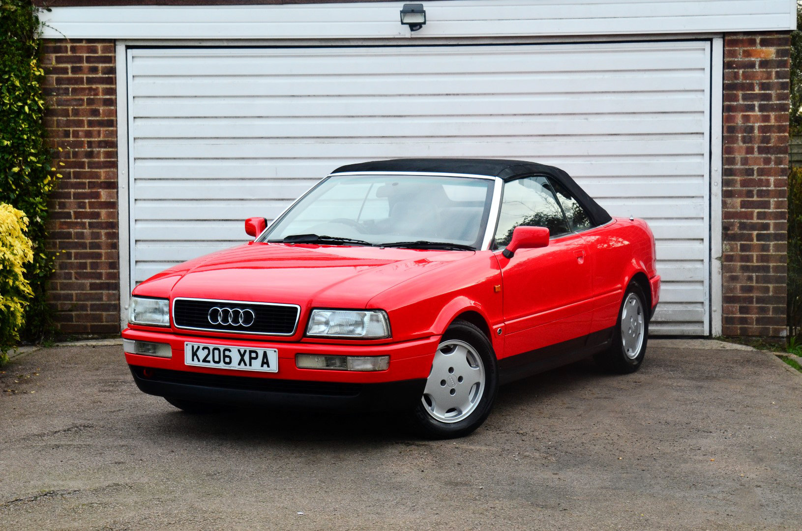 1993 Audi Cabriolet 2.3 Manual For Sale (picture 3 of 6)