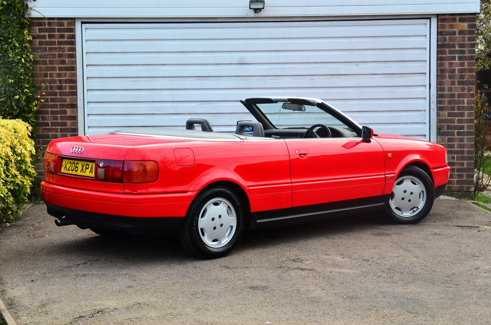 1993 Audi Cabriolet 2.3 Manual For Sale (picture 4 of 6)
