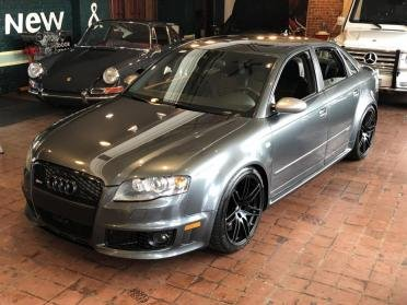 2007 Audi RS4 Rare Fast APR Stage 3 SuperCharger 590HP !!