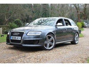 2008 Audi RS6 Avant 5.0 TFSI V10 Tiptronic 5dr CARBON FIBRE, FULL