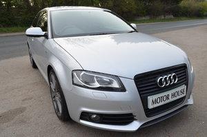 Audi A3 S Line Black Edition 2011