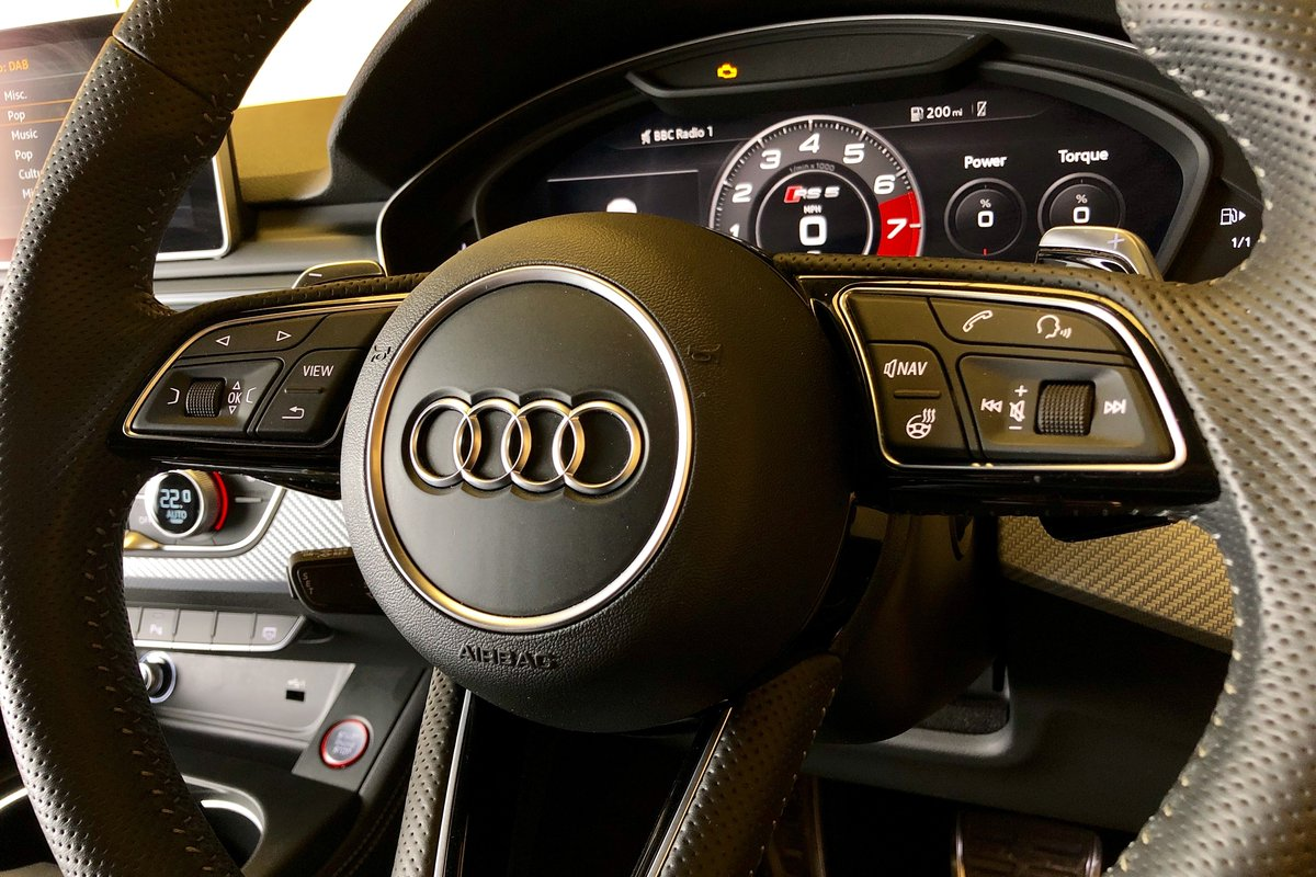 2017 Audi RS5. Stunning performance! SOLD (picture 6 of 6)