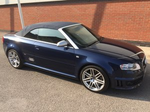 2006 V8 rs4 convertible For Sale