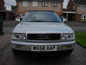 2000 Audi 80 Cabriolet 2.6 V6 For Sale