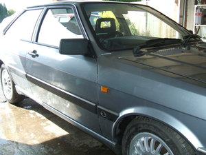 AUDI QUATTRO COUPE 1987 easy project For Sale