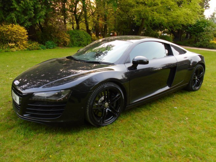 2007 EARLY AUDI R8 WANTED  For Sale (picture 1 of 3)