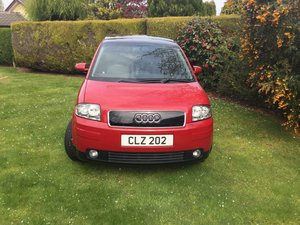 2004 Audi A2 1.6 FSI Sport - lady owner, pan roof