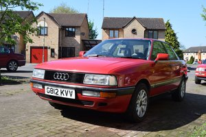 1990 Audi 90 2.2 For Sale