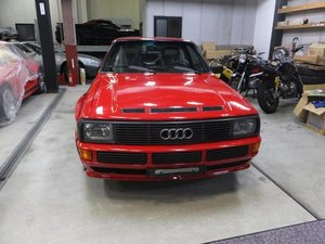 1983 Audi Sport Quattro For Sale
