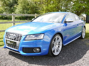 2008 AUDI S5 COUPE 4.2 V8 MANUAL £5000+ FACTORY OPTIONS 84K MILES For Sale