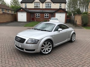 2002 Audi TT 225bhp*Quattro*Only 105k*SH*BOSE*Lowered*MINT* SOLD