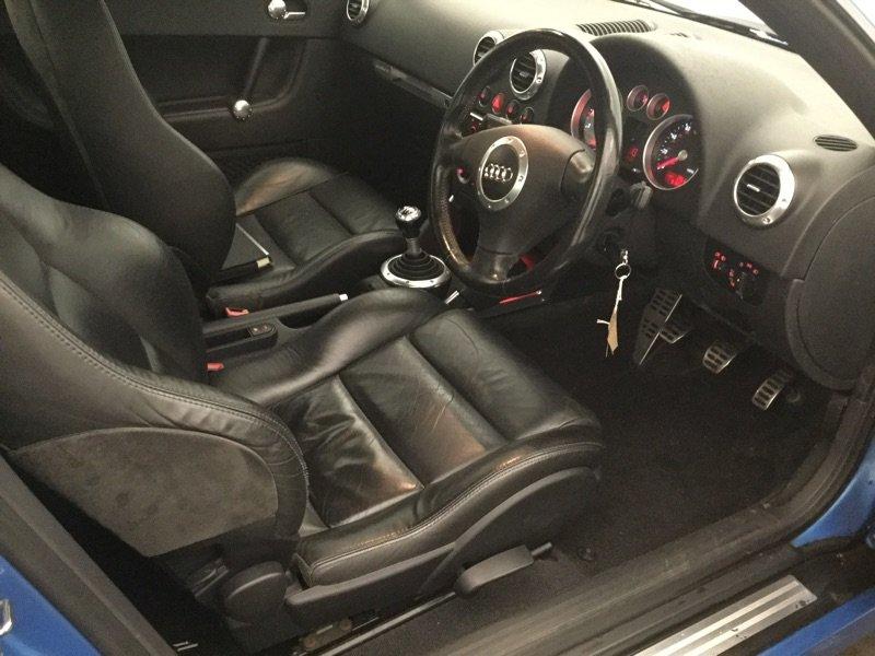 2001/51 Audi TT 1.8T Roadster Conv Quattro 51981 mls FSH For Sale (picture 4 of 6)