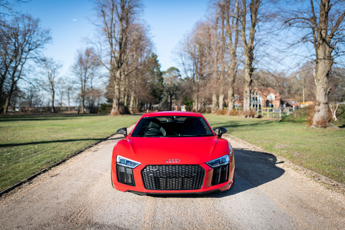 2016 (16) AUDI R8 V10 PLUS For Sale (picture 2 of 6)