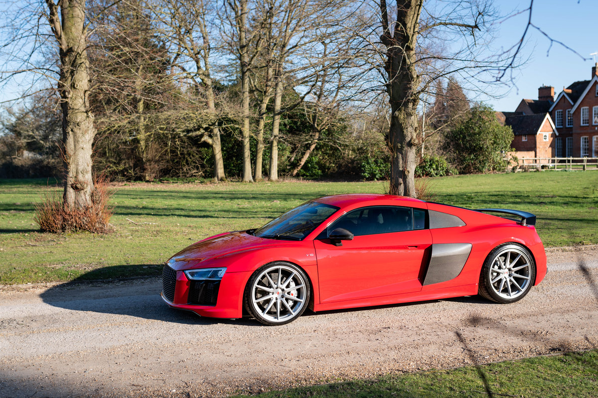 2016 (16) AUDI R8 V10 PLUS For Sale (picture 5 of 6)