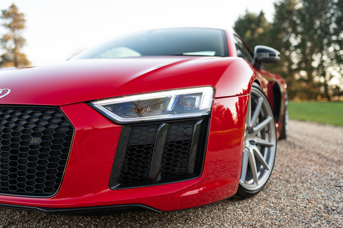 2016 (16) AUDI R8 V10 PLUS For Sale (picture 6 of 6)