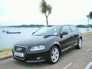 Picture of AUDI A3 1.9 TDI E SPORT 2009 59 ONLY 37,000 miles F.S.H. For Sale
