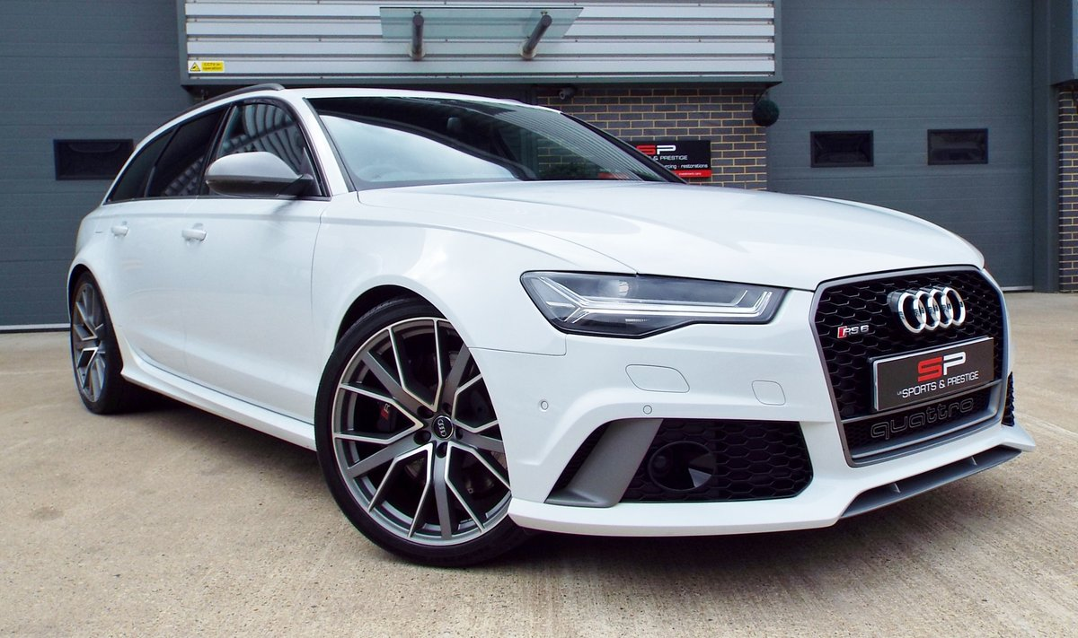 2016 Audi RS6 V8 Performance Avant Quattro  For Sale (picture 1 of 6)