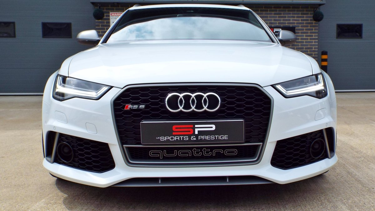 2016 Audi RS6 V8 Performance Avant Quattro  For Sale (picture 2 of 6)
