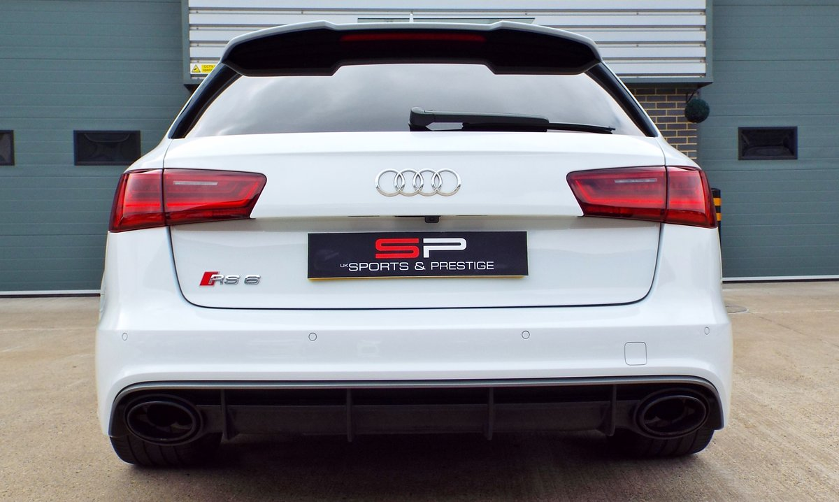 2016 Audi RS6 V8 Performance Avant Quattro  For Sale (picture 5 of 6)
