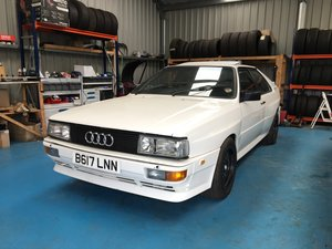 1984 Audi Ur Quattro For Sale