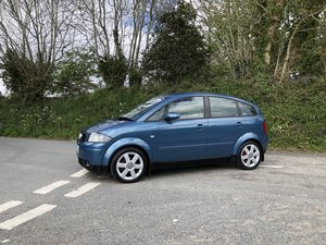 2002 02 AUDI A2 1.4 TDI SE ONLY 93000 MILES LOVELY CONDITION For Sale