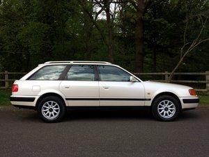 1993 AUDI 100 AVANT 2.8E QUATTRO AUTO 58000 MILES For Sale