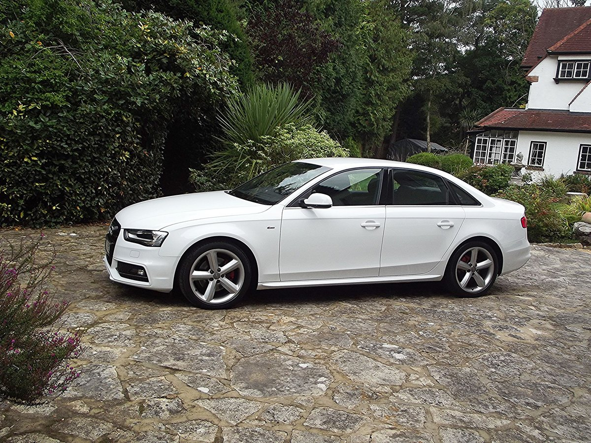2017 AUDI A7 S LINE BLACK EDITION TDI QUATTRO SA 4G SPORTSBACK For Sale (picture 1 of 6)