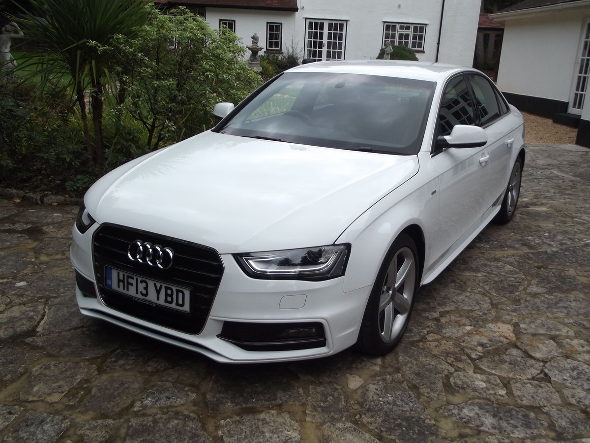 2017 AUDI A7 S LINE BLACK EDITION TDI QUATTRO SA 4G SPORTSBACK For Sale (picture 3 of 6)