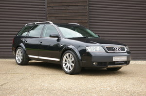 2005 Audi C5 AllRoad 4.2 V8 Quattro Auto Estate (18,703 miles) SOLD