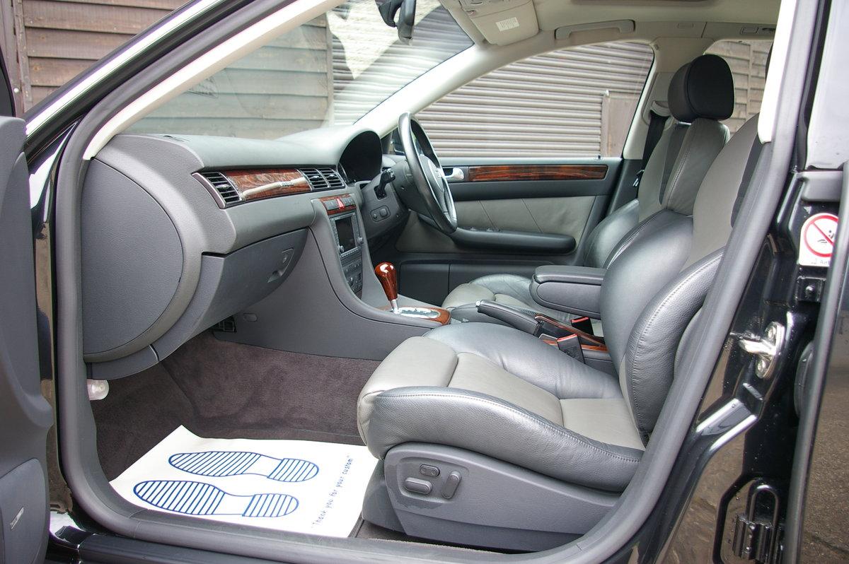 2005 Audi C5 AllRoad 4.2 V8 Quattro Auto Estate (18,703 miles) SOLD (picture 4 of 6)