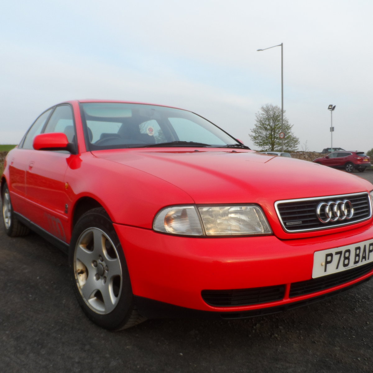 1997 A4 2.7 V6 Quattro - Petrol For Sale (picture 1 of 6)