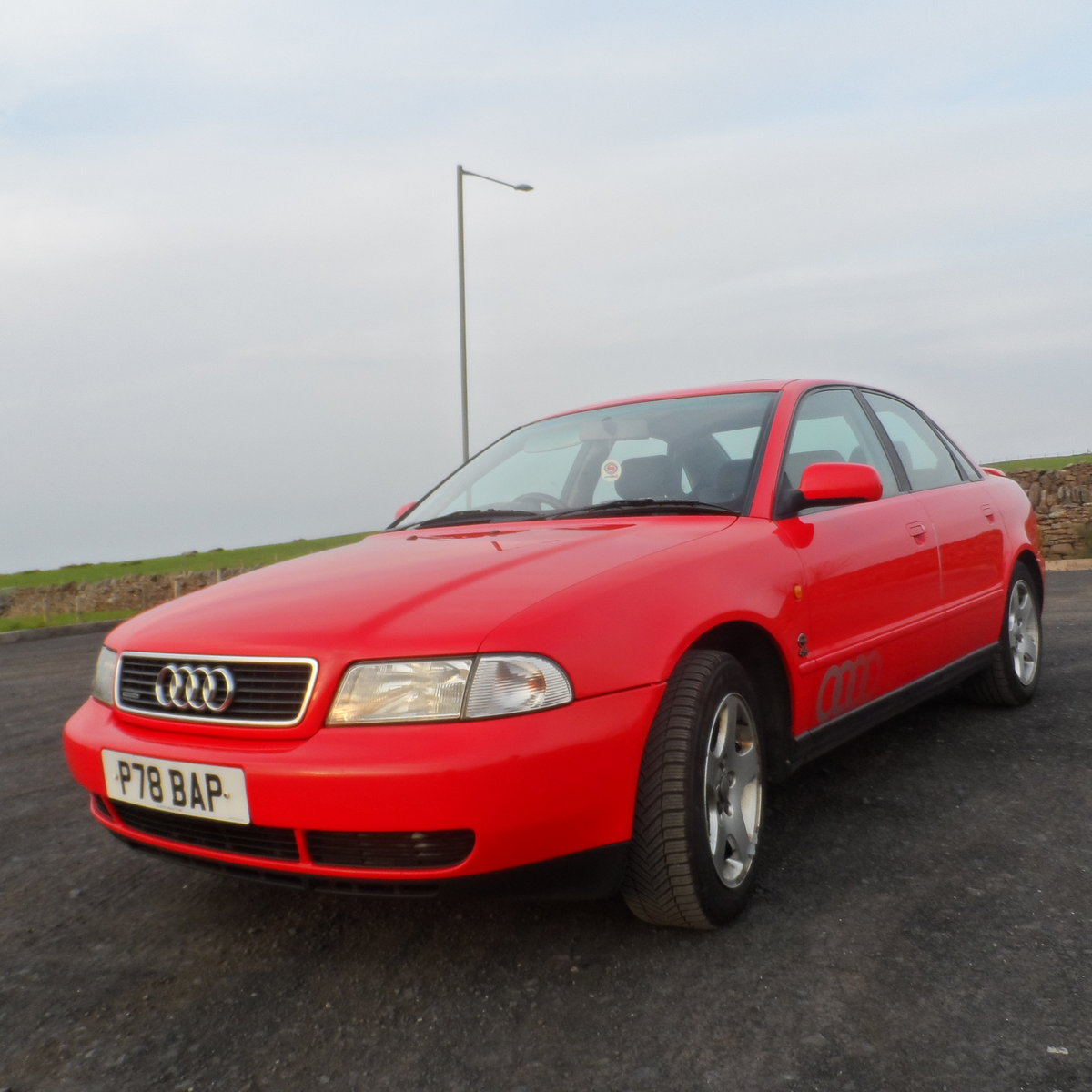 1997 A4 2.7 V6 Quattro - Petrol For Sale (picture 2 of 6)