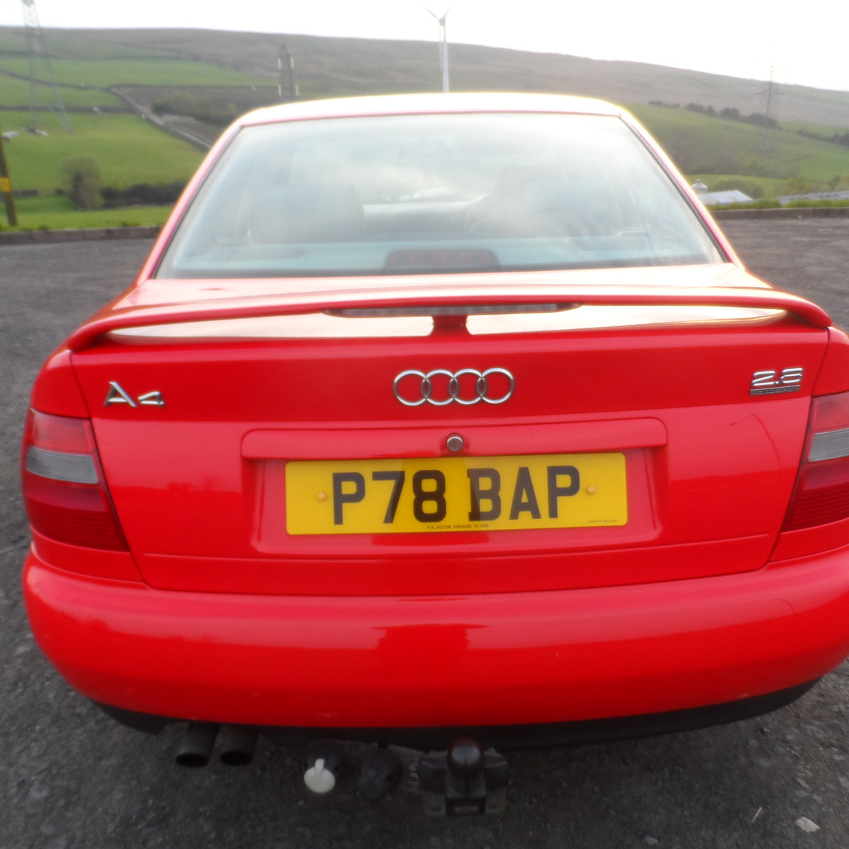1997 A4 2.7 V6 Quattro - Petrol For Sale (picture 3 of 6)