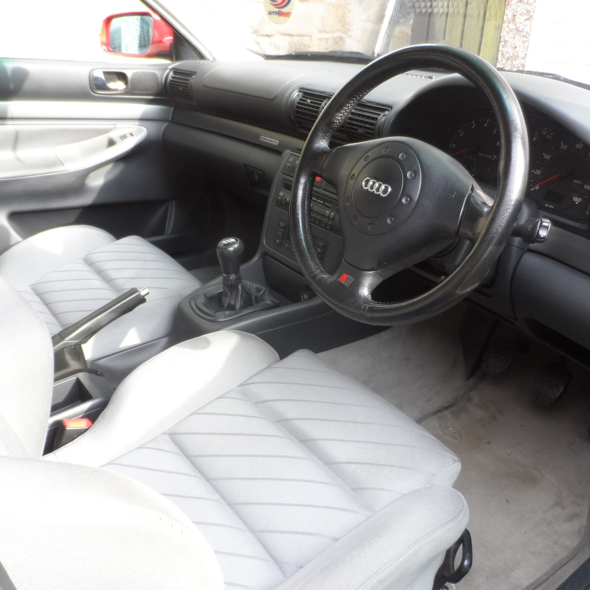 1997 A4 2.7 V6 Quattro - Petrol For Sale (picture 5 of 6)