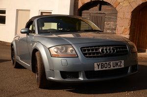 2005 Audi TT V6 Quattro Convertible