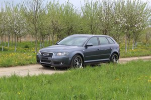 Audi A3 Quattro For Sale by Auction