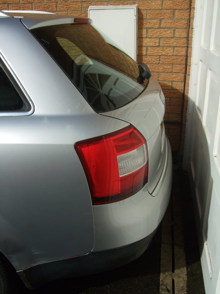 Audi A4 Avant 2002 - Trailer away only For Sale (picture 2 of 6)