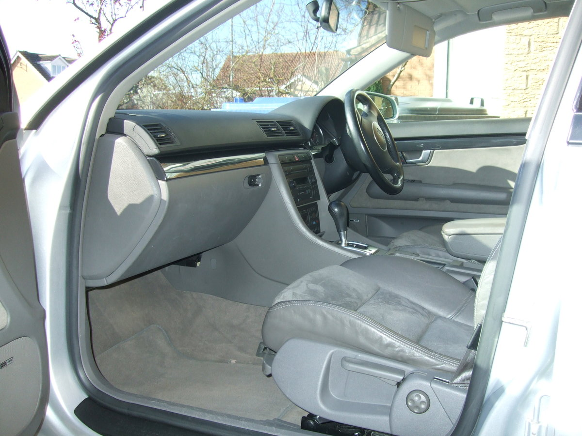 Audi A4 Avant 2002 - Trailer away only For Sale (picture 4 of 6)