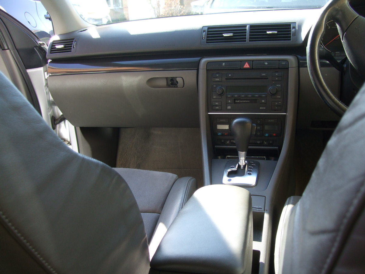 Audi A4 Avant 2002 - Trailer away only For Sale (picture 5 of 6)
